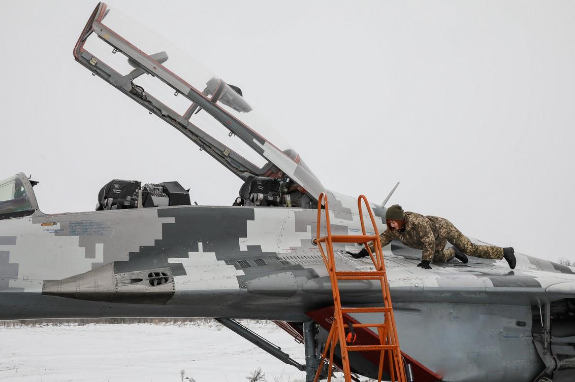 L' Ukraine peut-elle s'offrir de nouveaux appareils de combat ?