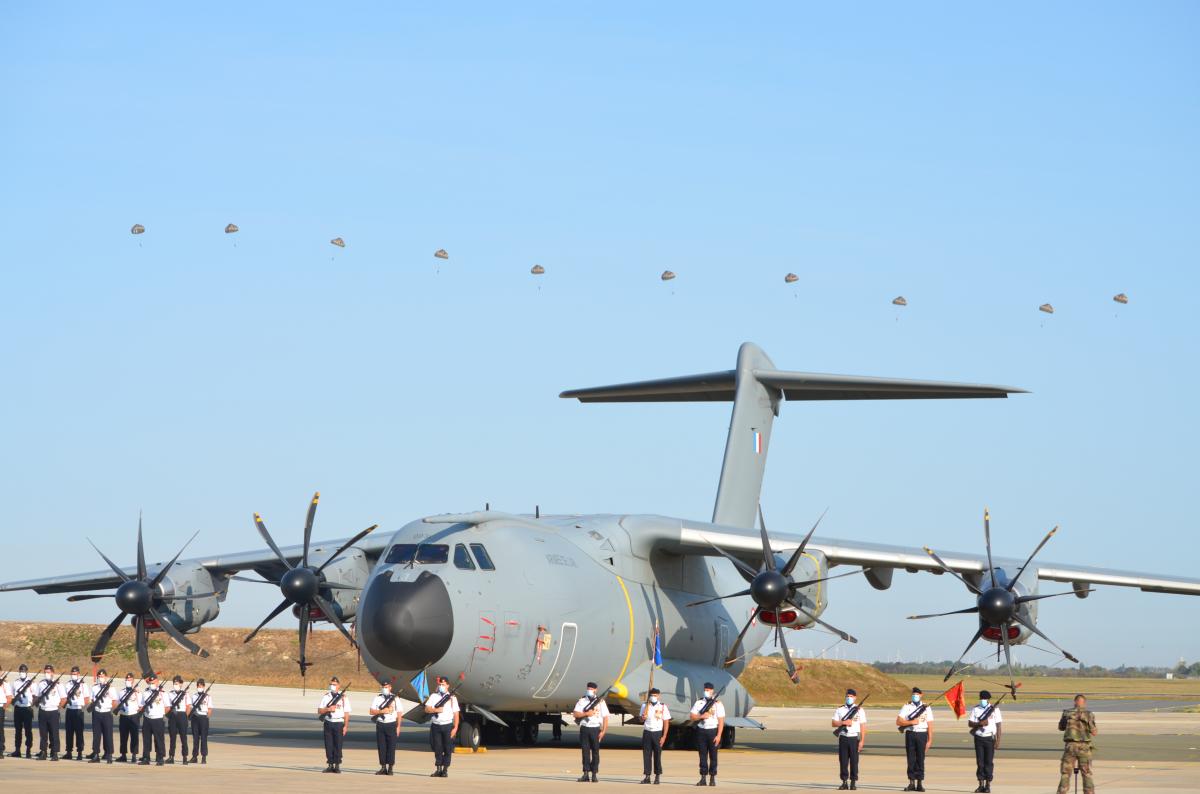 """Armée de l'Air : Le """"Poitou"""", à l'aise partout"""