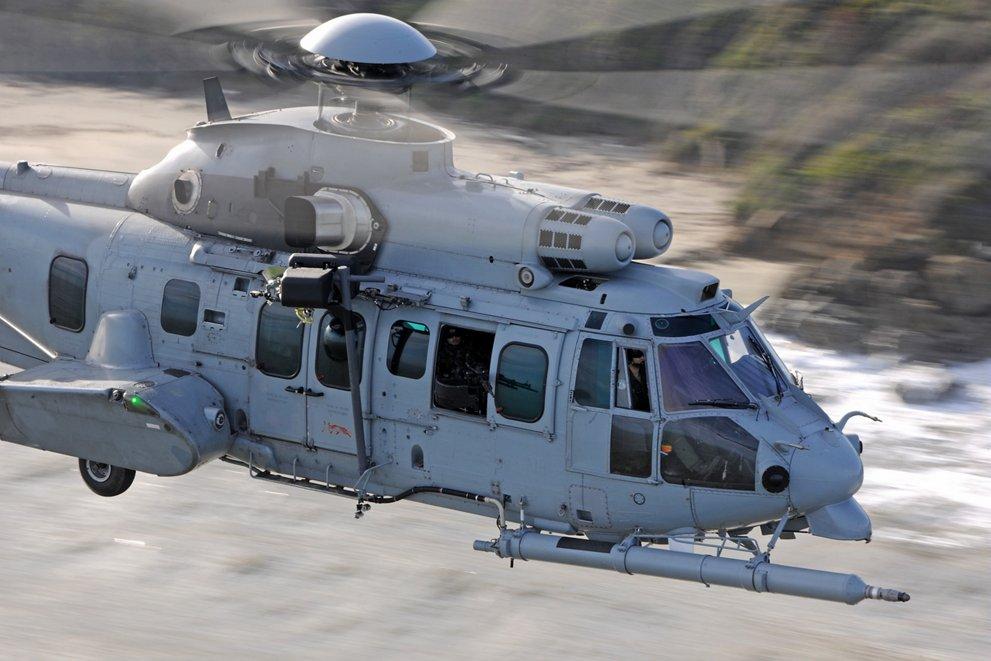 France : L'Armée de l'Air obtient 8 Caracal
