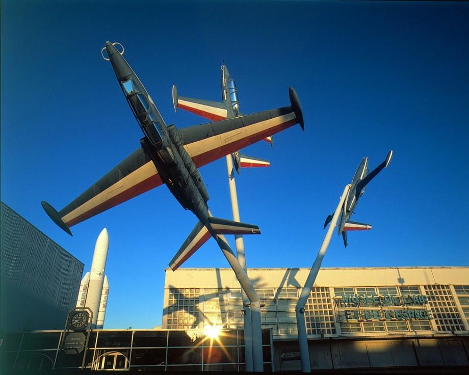 Journées du Patrimoines : le Musée de l'Air et de l'Espace ouvre ses réserves
