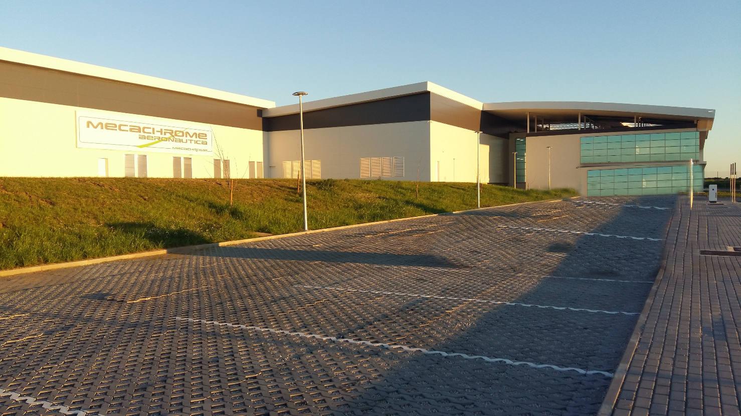 Usine du futur : Mecachrome inaugure au Portugal