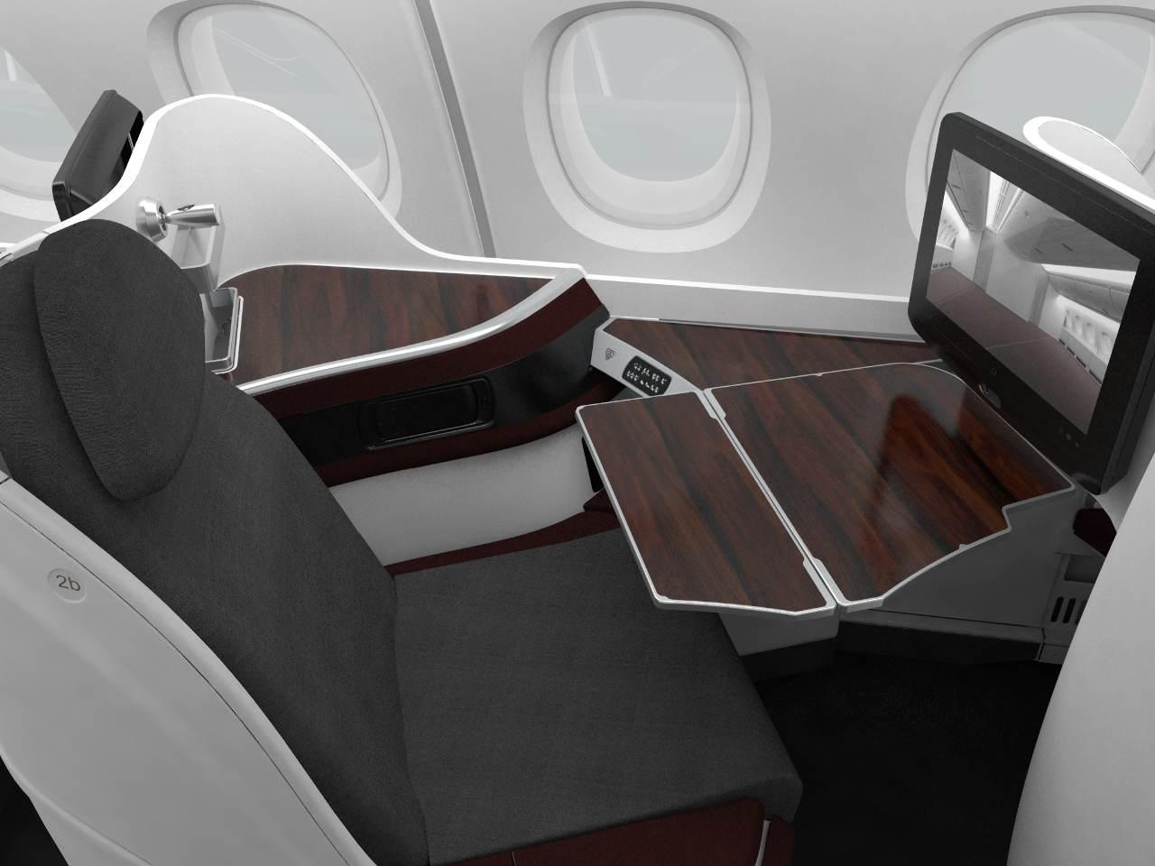 Cabine passagers : Rockwell Collins rachète B/E Aerospace