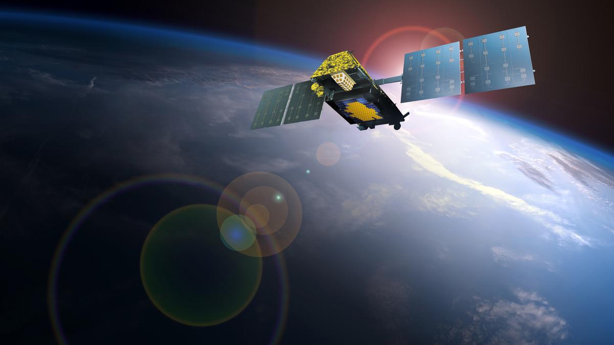 Bourget 2015 : TAS étudie aussi une constellation pour l'Internet
