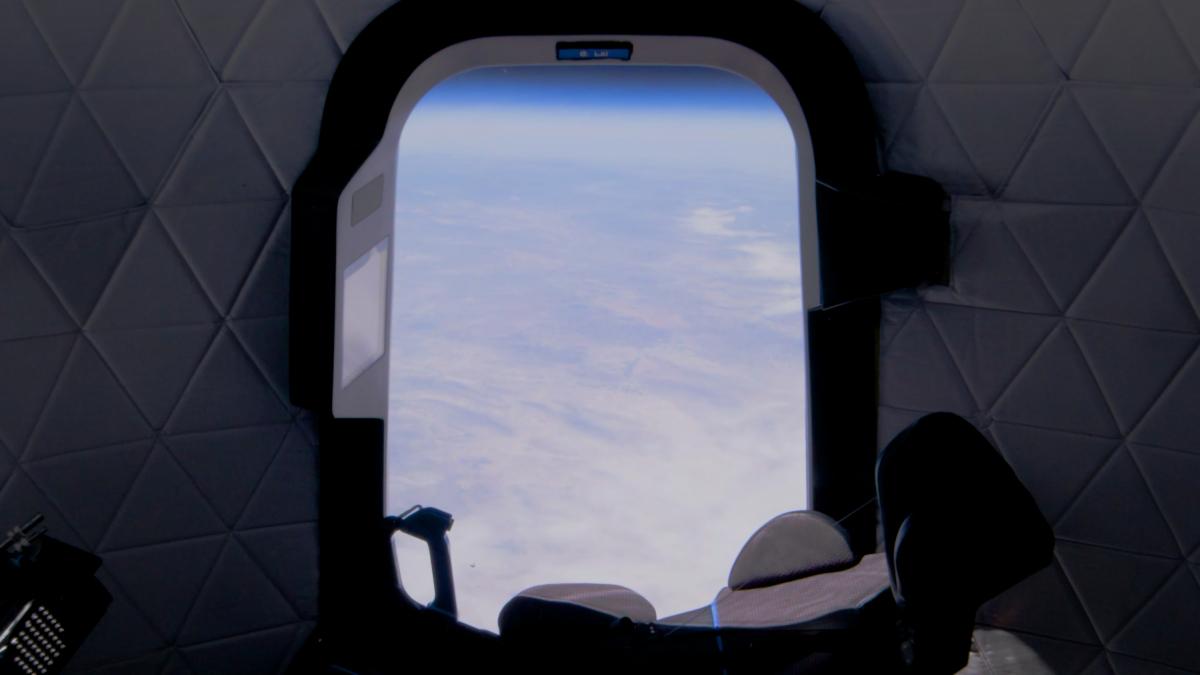 Blue Origin met aux enchères le premier siège à bord du lanceur suborbital New Shepard