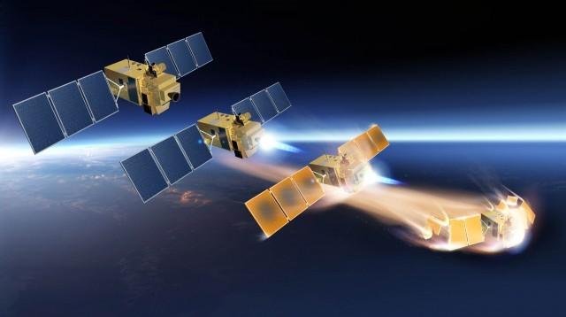 Débris spatiaux : Airbus Defence and Space va diriger le programme TeSeR