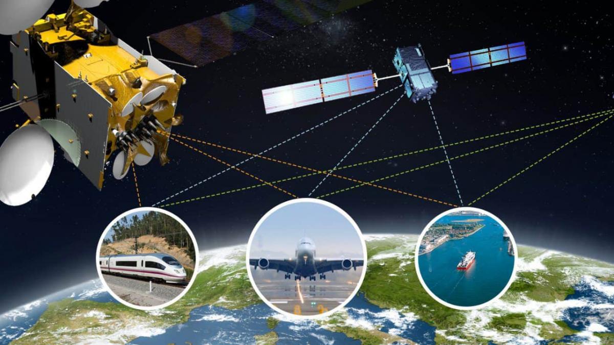 Thales Alenia Space champion de la navigation par satellite