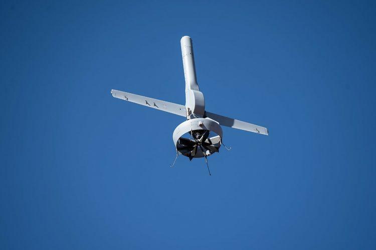 Tests pour le remplaçant du RQ-7B