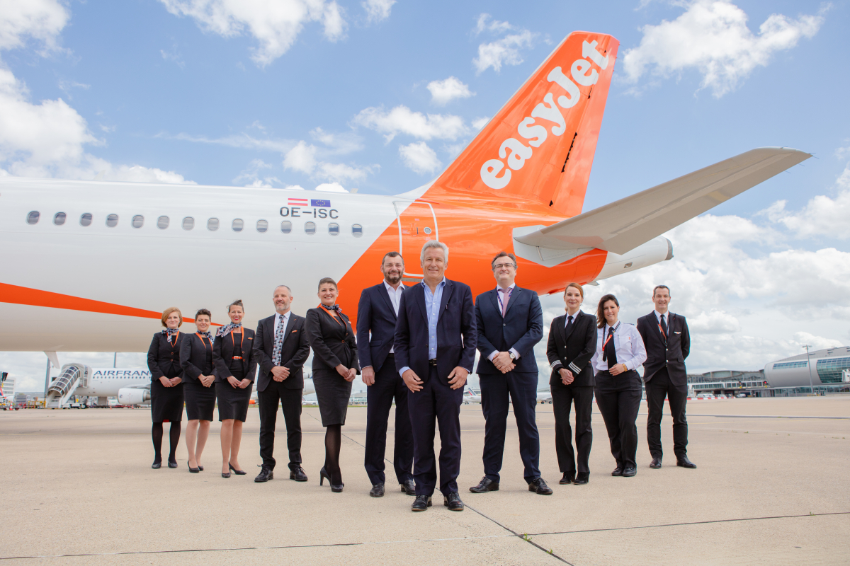 Easyjet va baser deux Airbus A321neo à Roissy CDG en juin