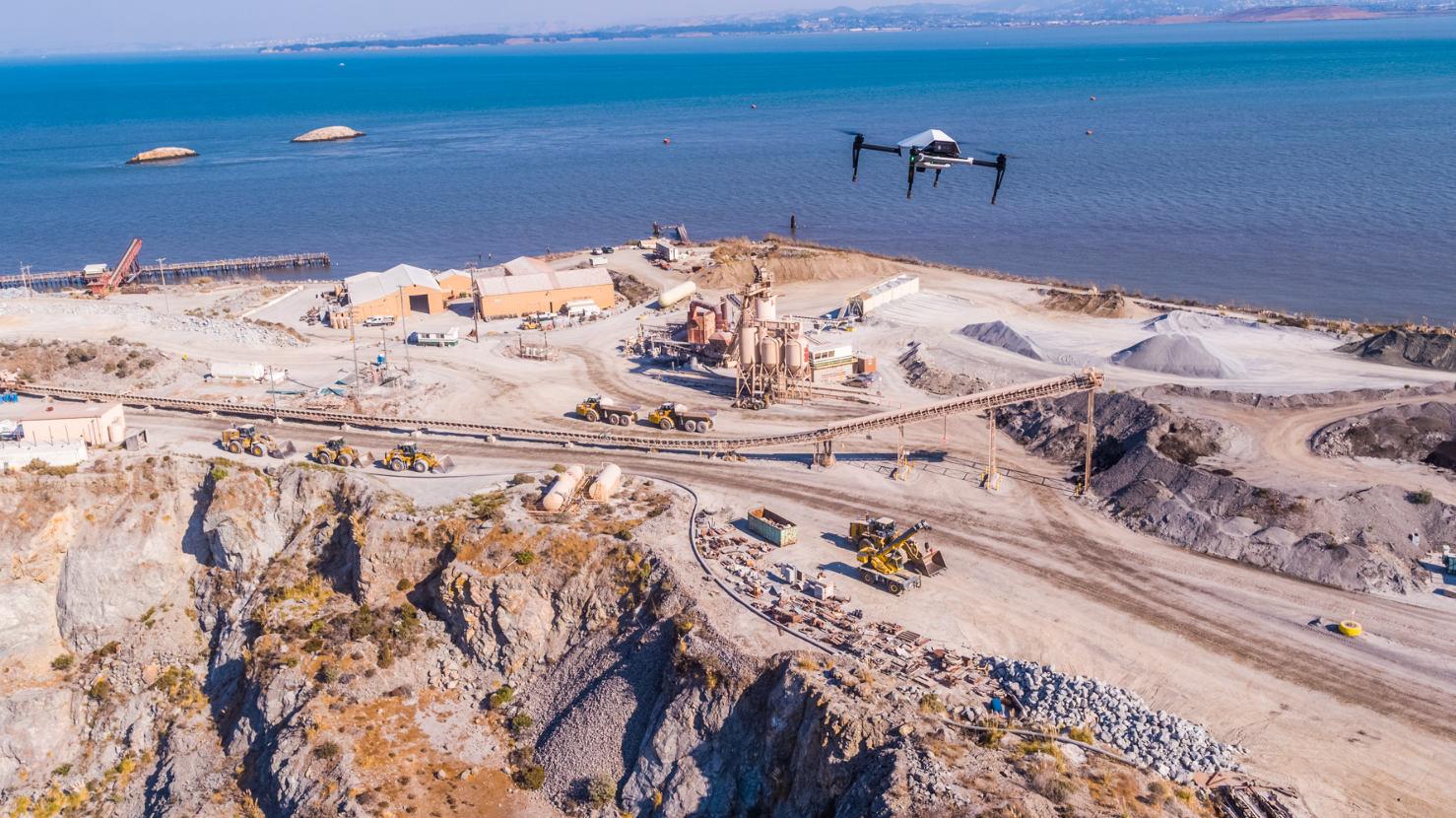 DJI et Skycatch s'associent pour développer un drone professionnel