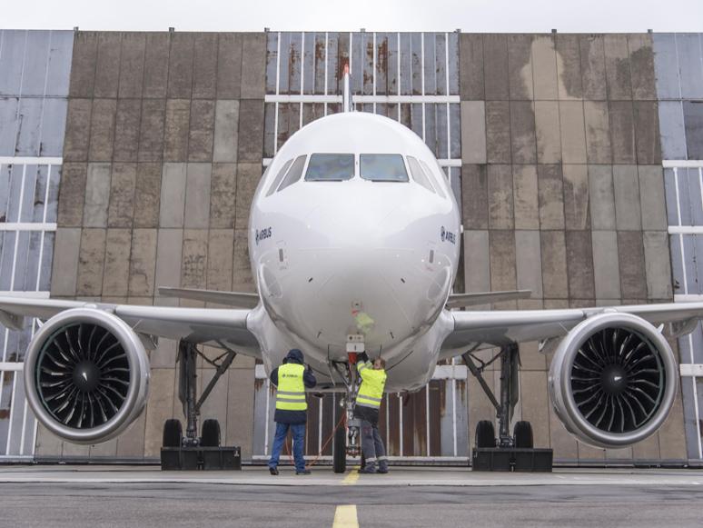 Retour sur le programme Airbus A320 neo