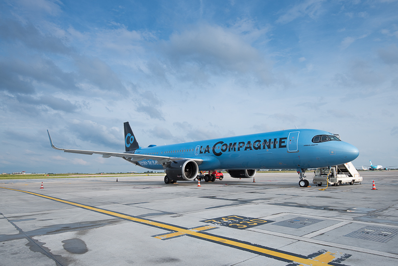 La Compagnie reprend ses vols vers New York et lance deux nouvelles liaisons
