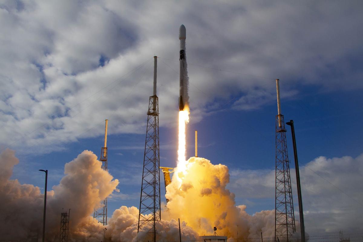 Carton plein pour la mission Transporter 1 de SpaceX