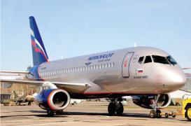 Leonardo n'est plus actionnaire de Sukhoi avions civils (SCAC)