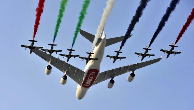 Premier semestre 2016-2017 : le résultat net d'Emirates dévisse de 75%