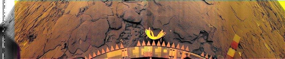 Il y a 35 ans, les sondes soviétiques Venera 13 et 14 à l'assaut de Vénus