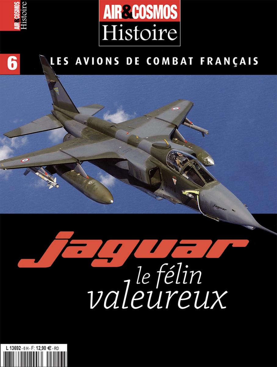 """Notre hors-série """"Jaguar, le félin valeureux"""" est disponible en kiosques dans toute la France"""