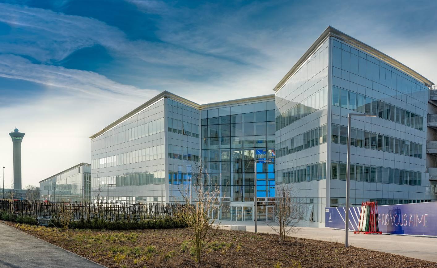Le groupe ADP a intégré son nouveau siège à Roissy
