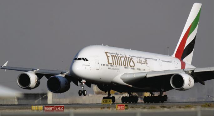 Le bénéfice d'Emirates a dévissé en 2017