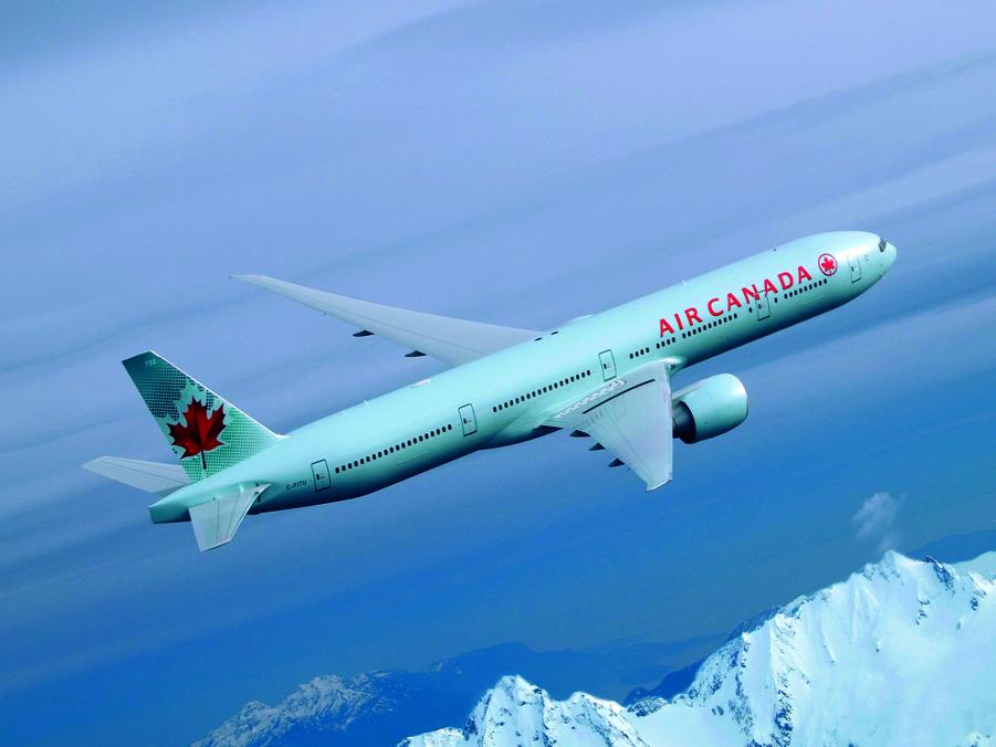 Air Canada double ses fréquences pour l'été au départ de Paris