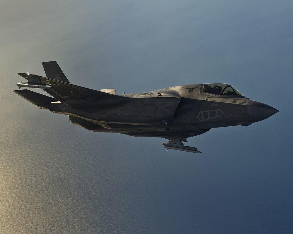 Le Royaume-Uni commande le missile ASRAAM pour ses F-35