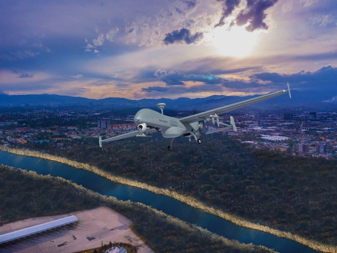 Bourget 2019 : IAI dévoilera le drone T-Heron