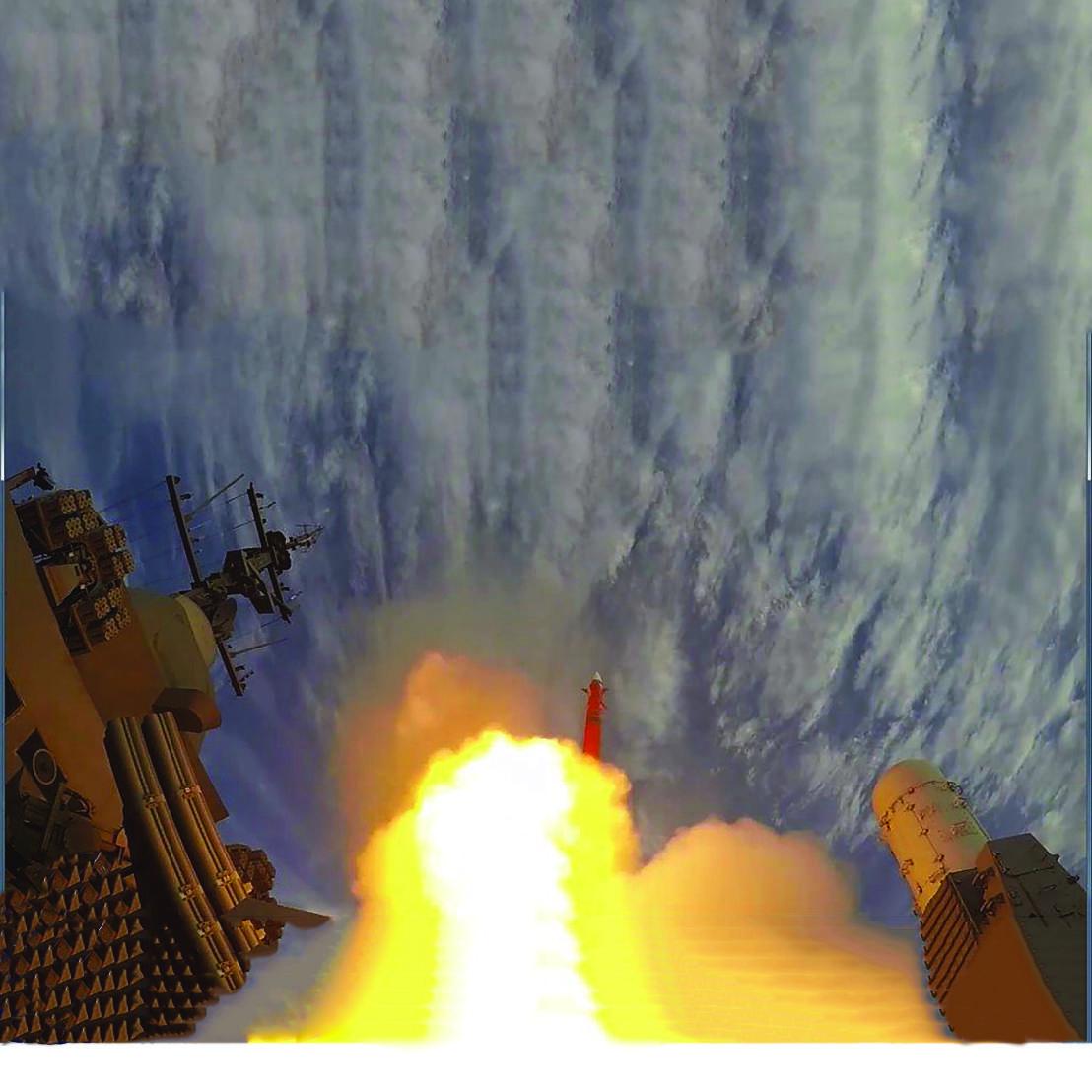 Le système Barak-8 d'IAI équipera les corvettes israéliennes