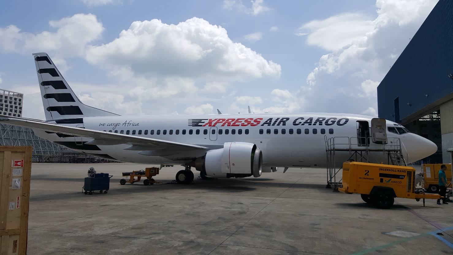 Express Air Cargo garde ses ambitions intactes