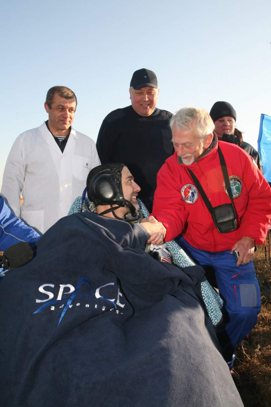 Disparition de l'astronaute américain Owen Garriott