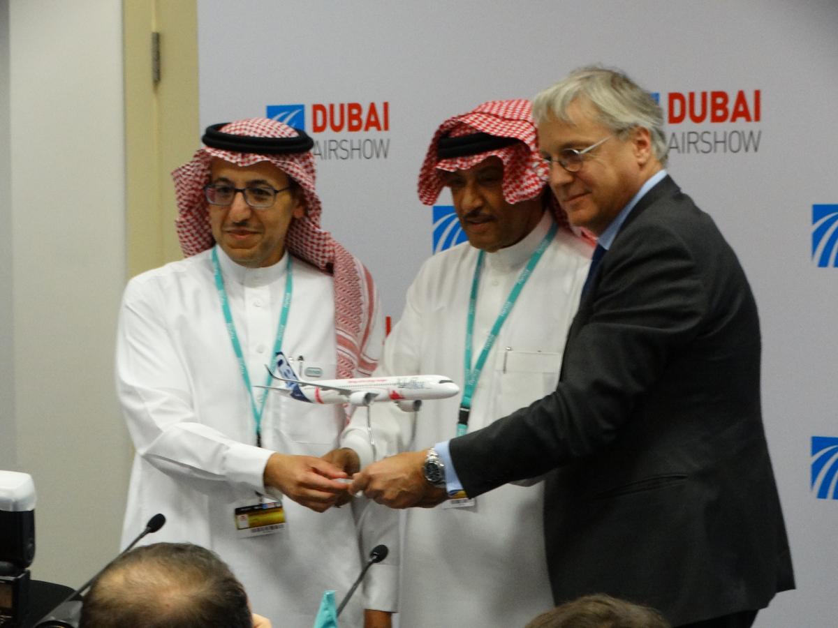 Dubai Airshow 2019 : Flynas confirme 10 Airbus A321XLR