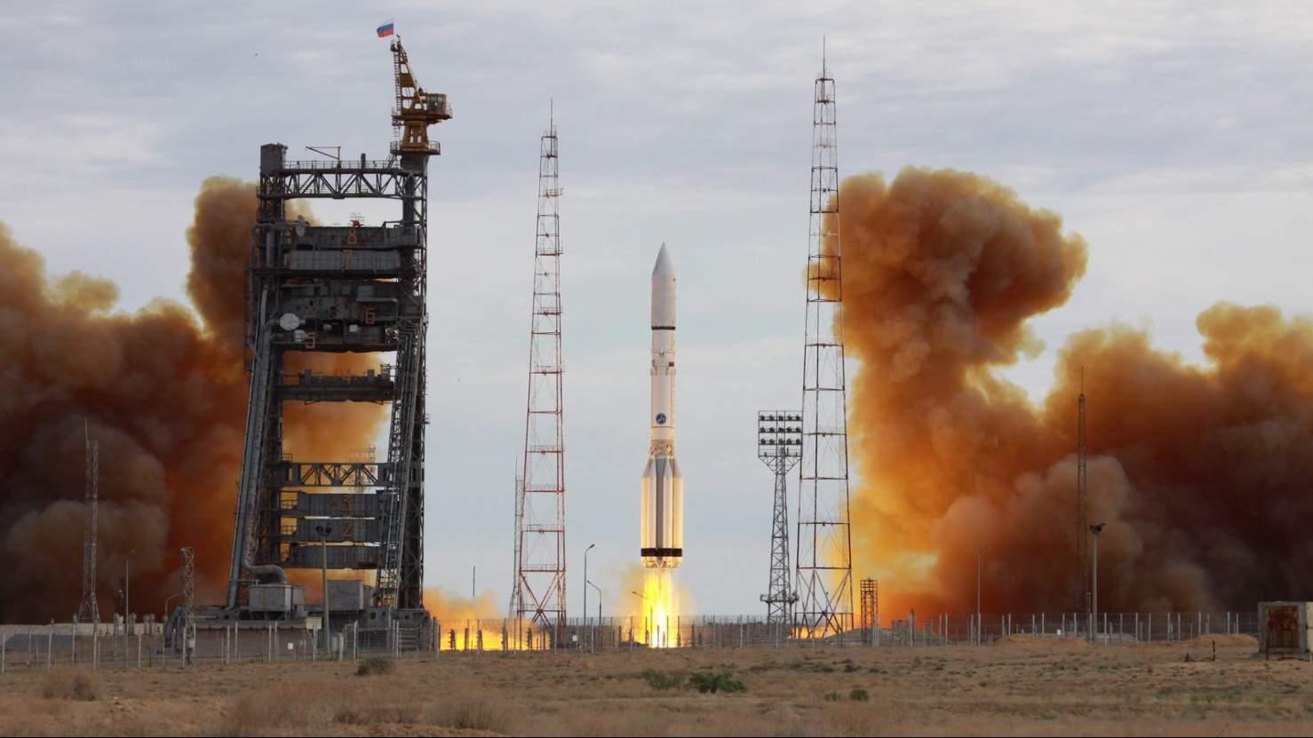 Retour en vol réussi pour Proton