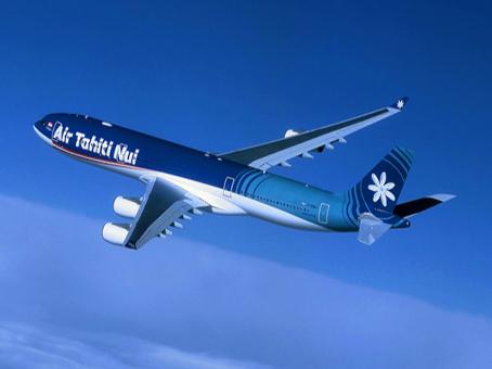 Air Tahiti Nui signe la passe de trois