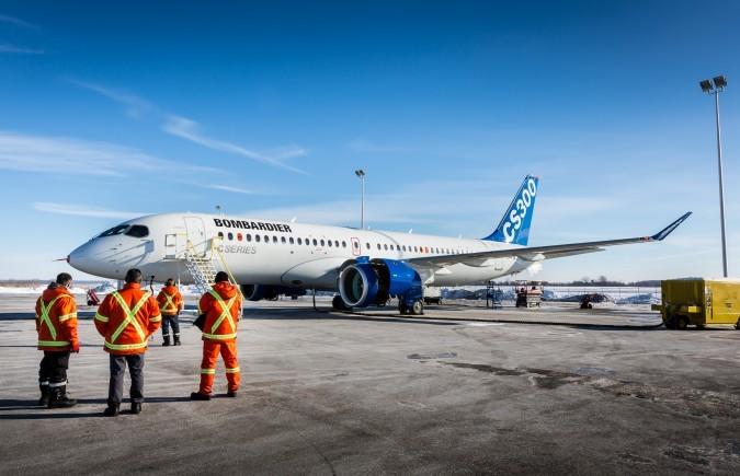 Bombardier vend ses premiers CSeries en Afrique
