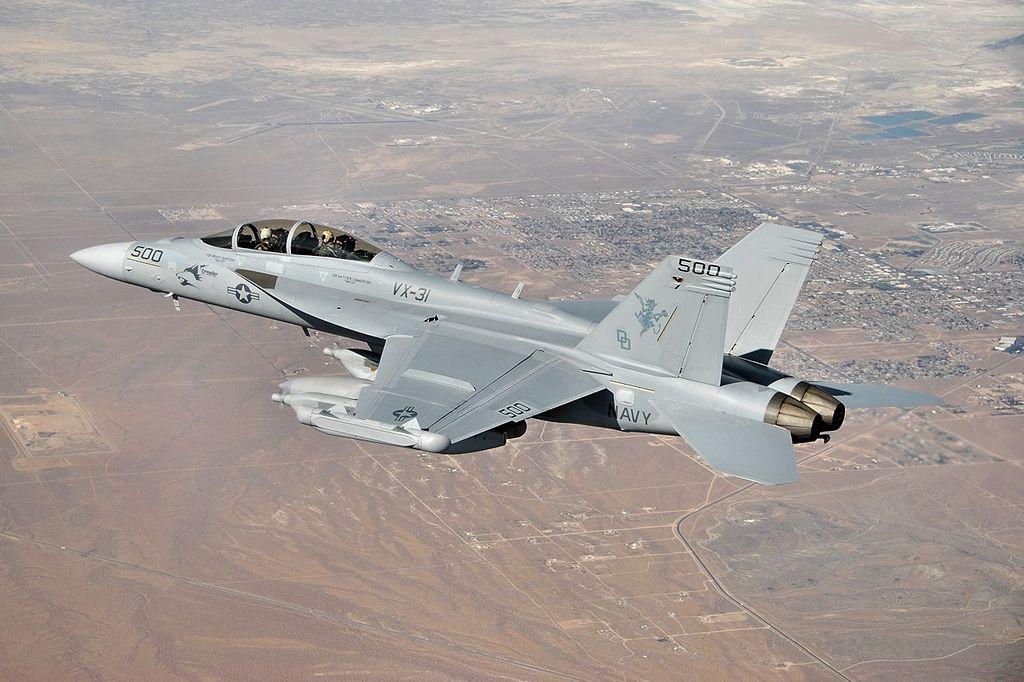 L'US Navy modernise ses E/A-18G Growler de brouillage offensif