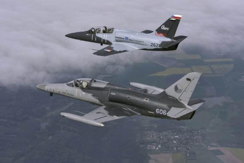 IAI teams with Aero Vodochody on L-159, L-39NG