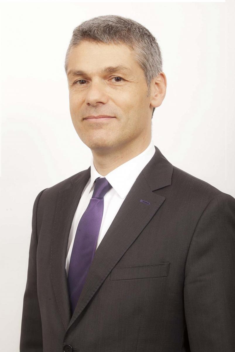Frédéric Lino, directeur des Achats Safran Electrical & Power