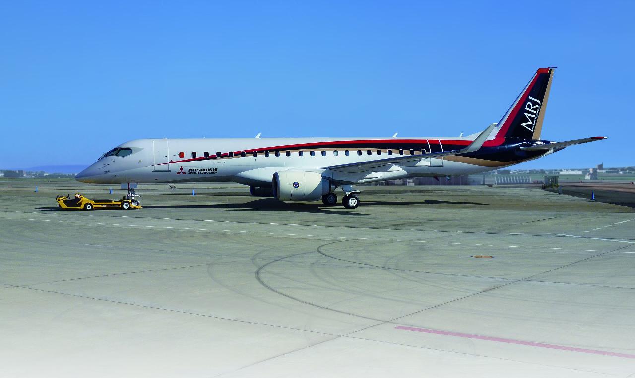 MRJ : Mitsubishi annonce un nouveau retard