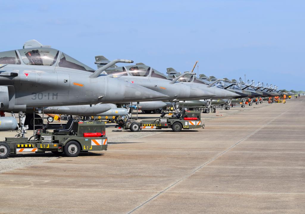 L'armée de l'Air demande plus de chasseurs et de ravitailleurs