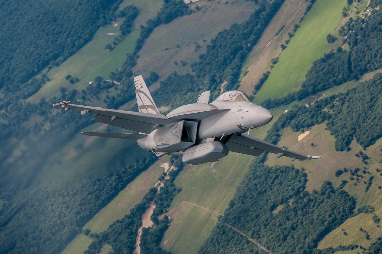 F/A-18 Super Hornet : Boeing fait le forcing en Malaisie