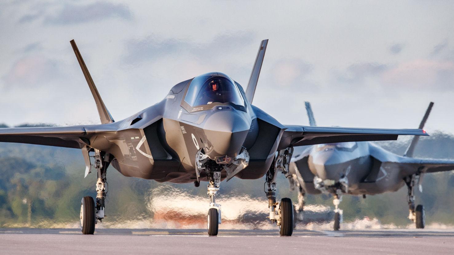 Remplacement des F-16 belges: le F-35 devrait s'imposer