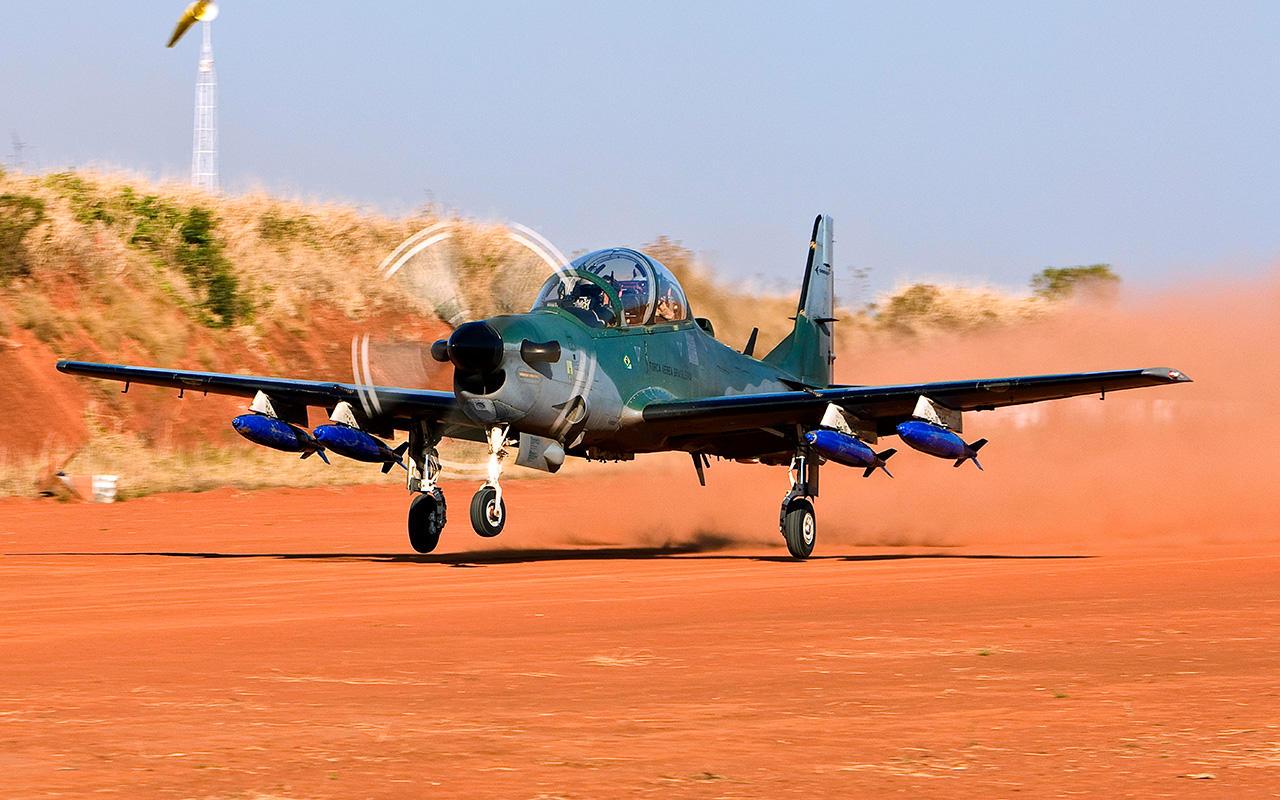 Nigeria : notification du contrat pour douze A-29 Super Tucano