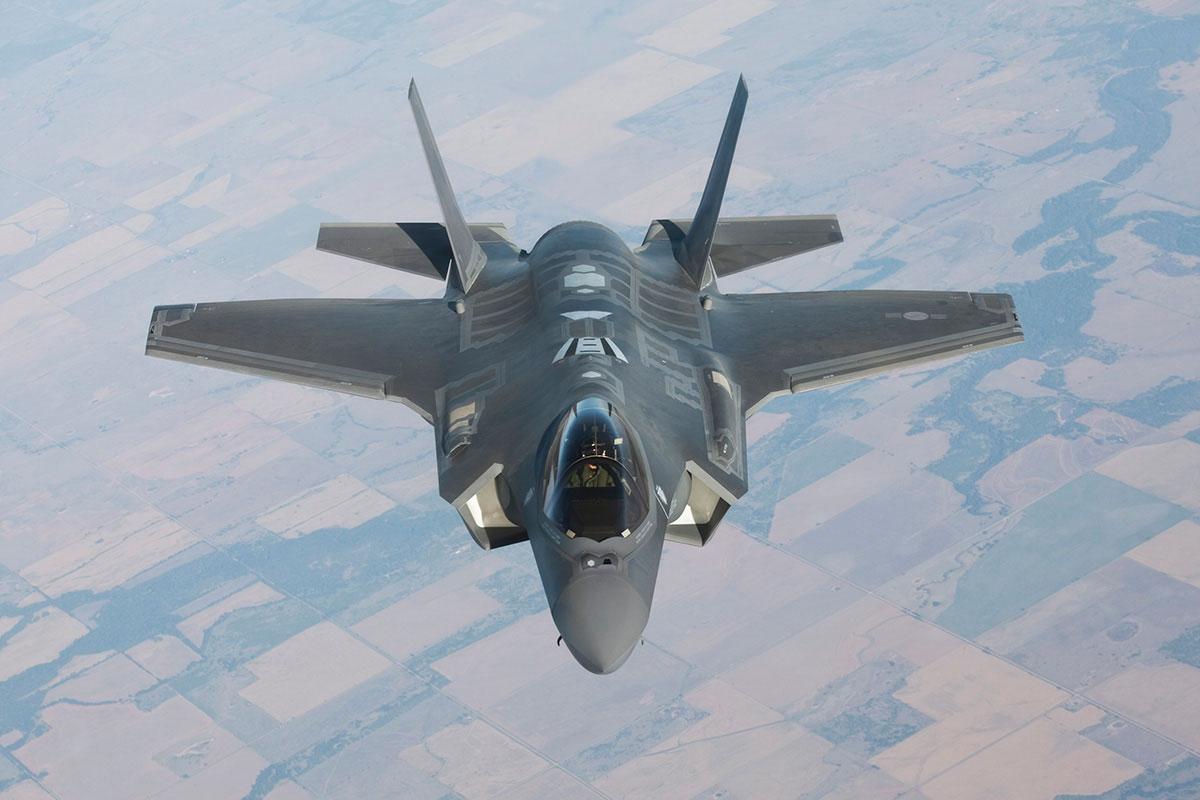 Le F-35A l'emporte en Corée du Sud