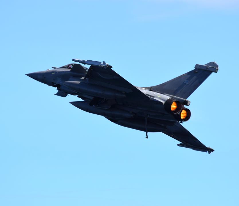 Dassault frappe un grand coup en Belgique