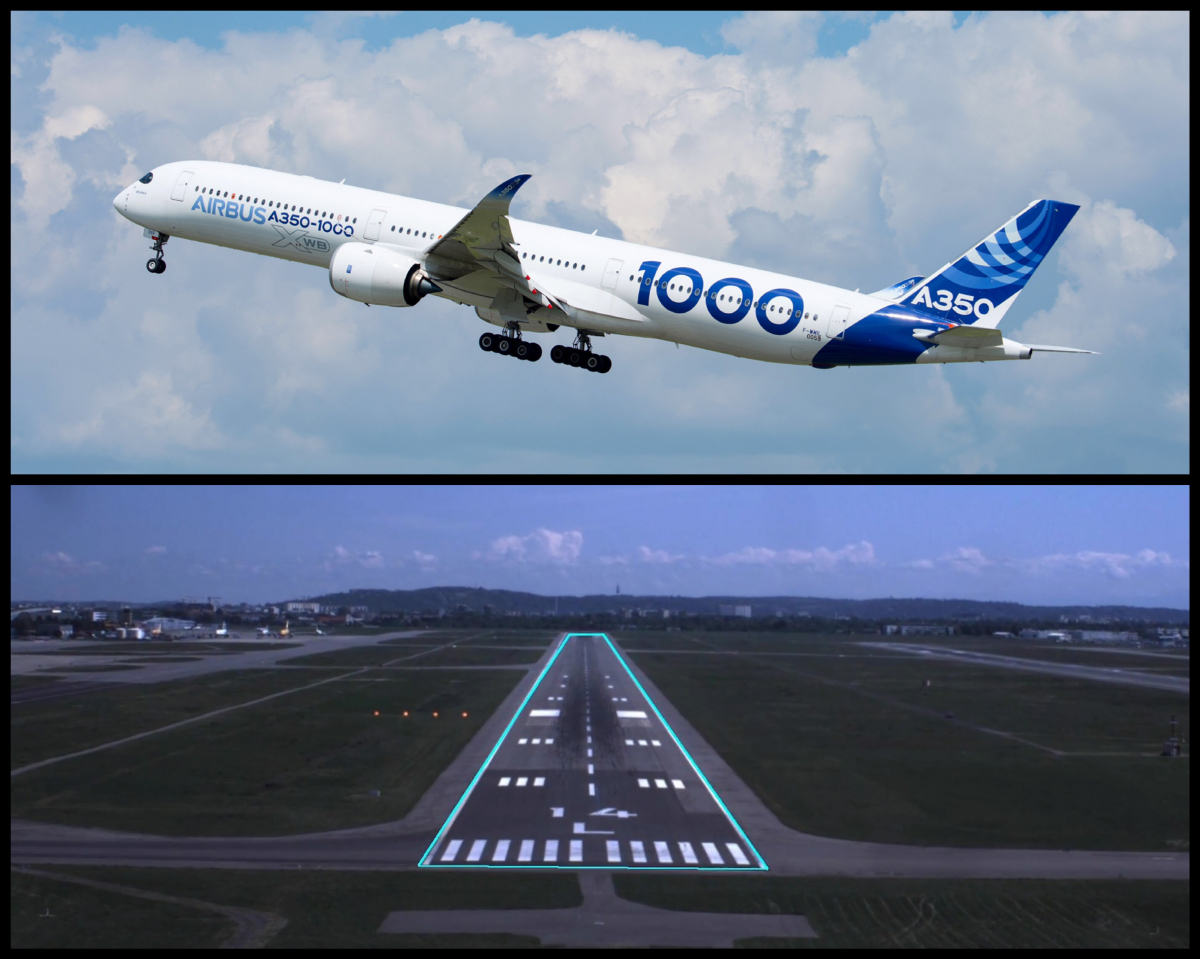 Conclusion du programme d'essais en vol ATTOL chez Airbus