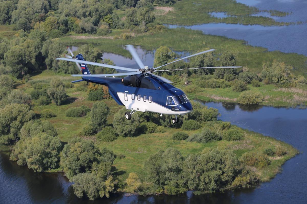 Dubai Airshow 2019 : Le Mi-38 lancé sur le marché international