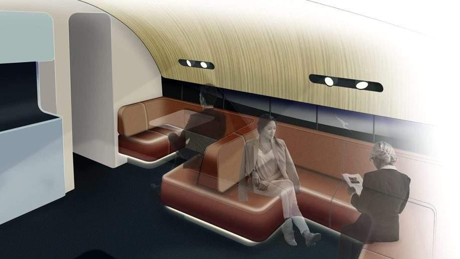 A380 de Qantas : Airbus s'invite dans l'aménagement cabine