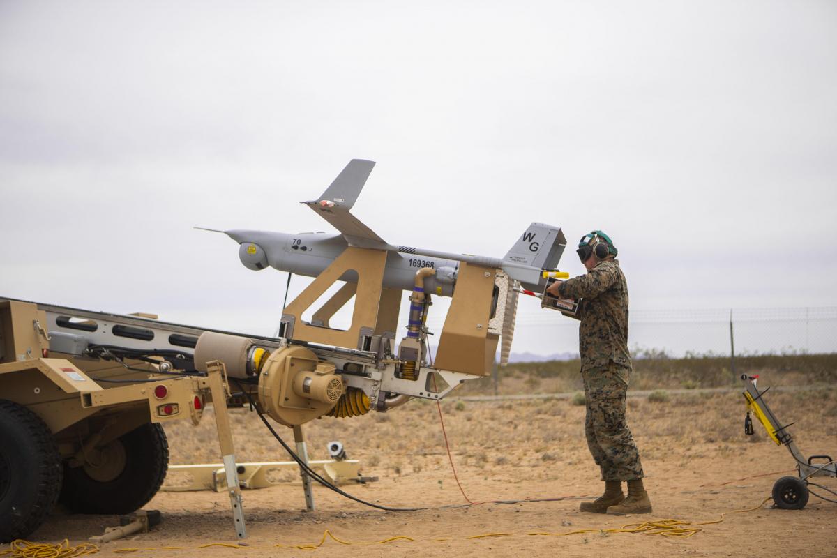 Corps de Marine: finalisation des livraisons de RQ-21A Blackjack