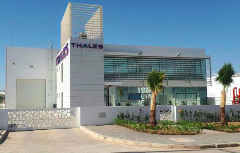 Thales inaugurates Competence Centre in Morocco