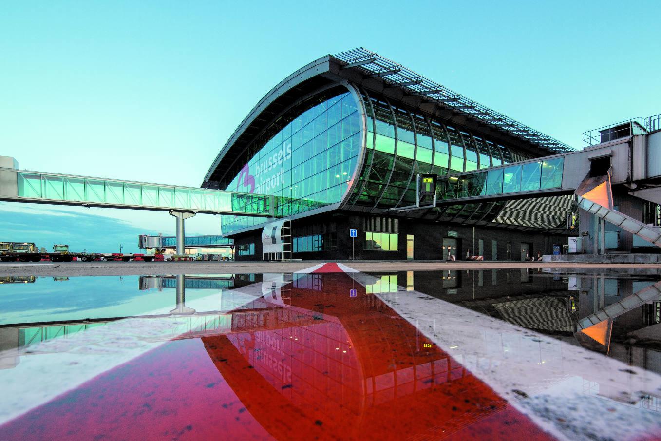 Brussels Airport vers une année record en 2017