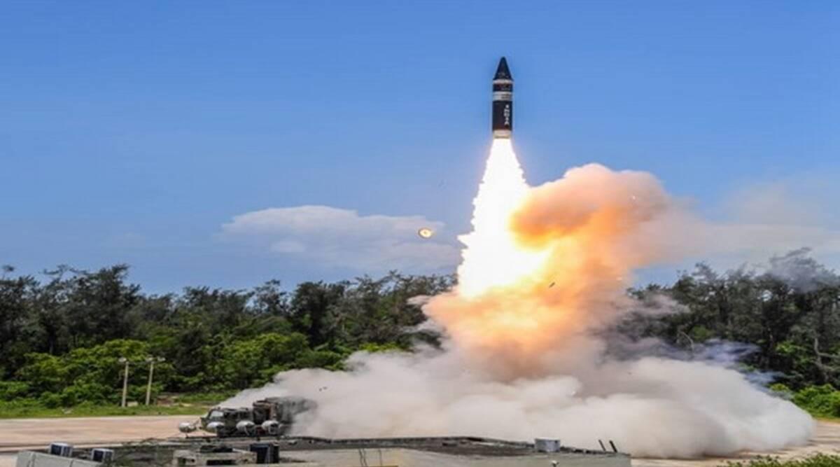 Nouveau missile nucléaire pour l'Inde