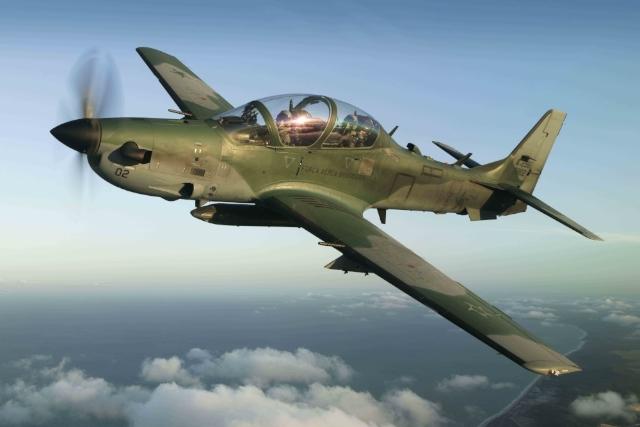 Sierra Nevada va produire 12 A-29 Super Tucano pour le Nigeria